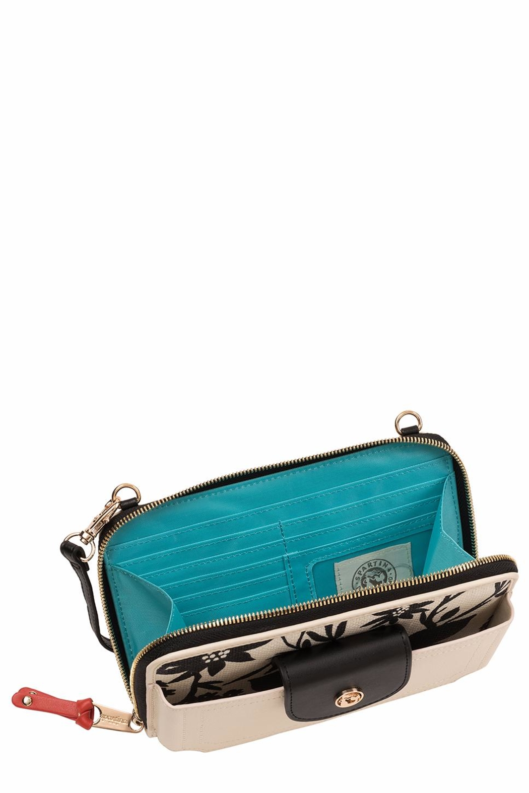 Spartina 449 Privateer Phone Crossbody - Front Full Image