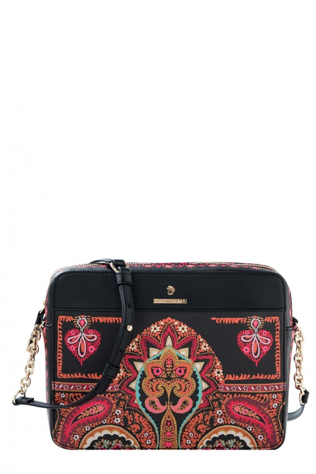 Spartina 449 Retreat Crossbody - Front Cropped Image