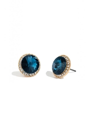 Spartina 449 Rivoli Stud Earrings - Front cropped