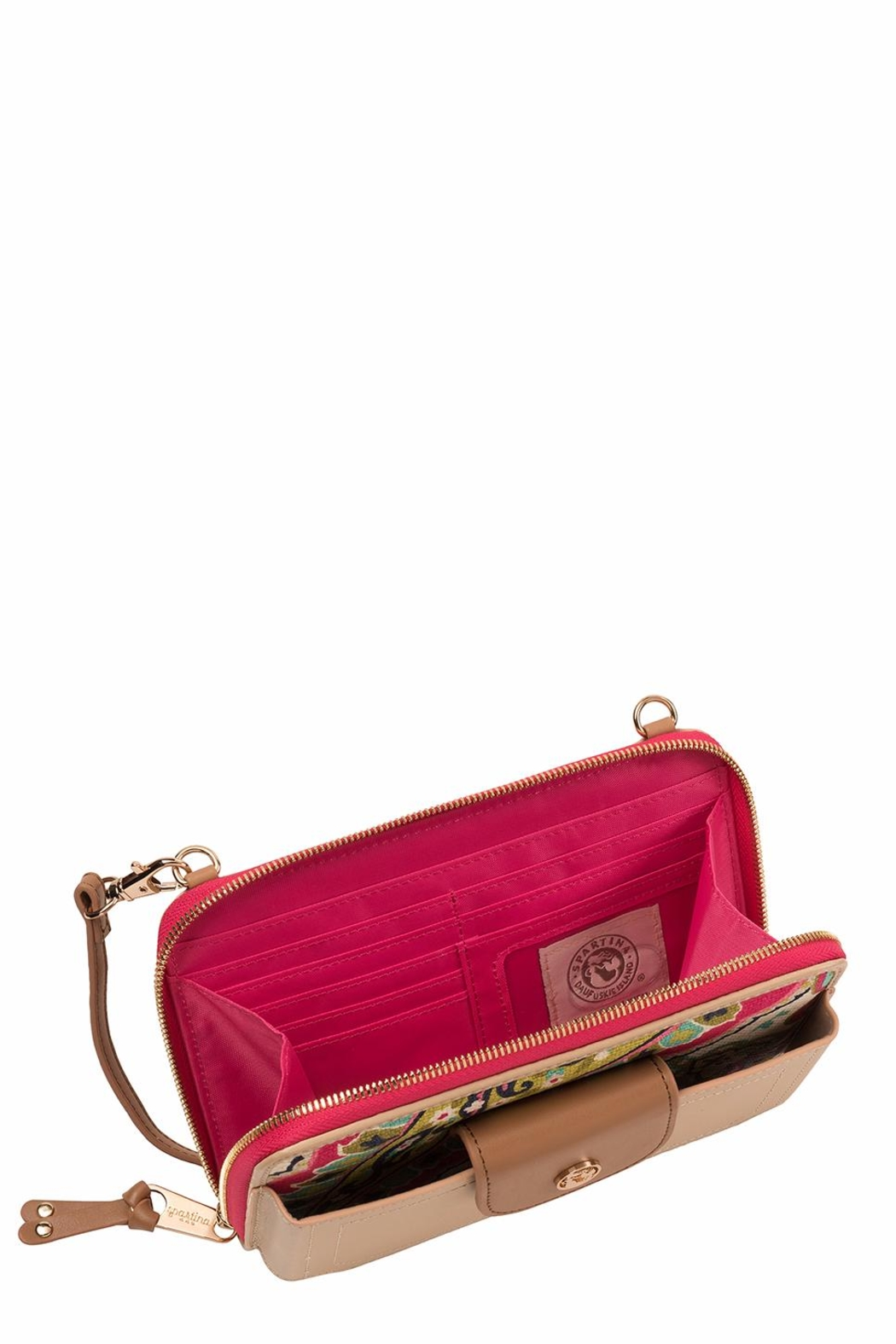 Spartina 449 Salt Meadow Crossbody - Front Full Image