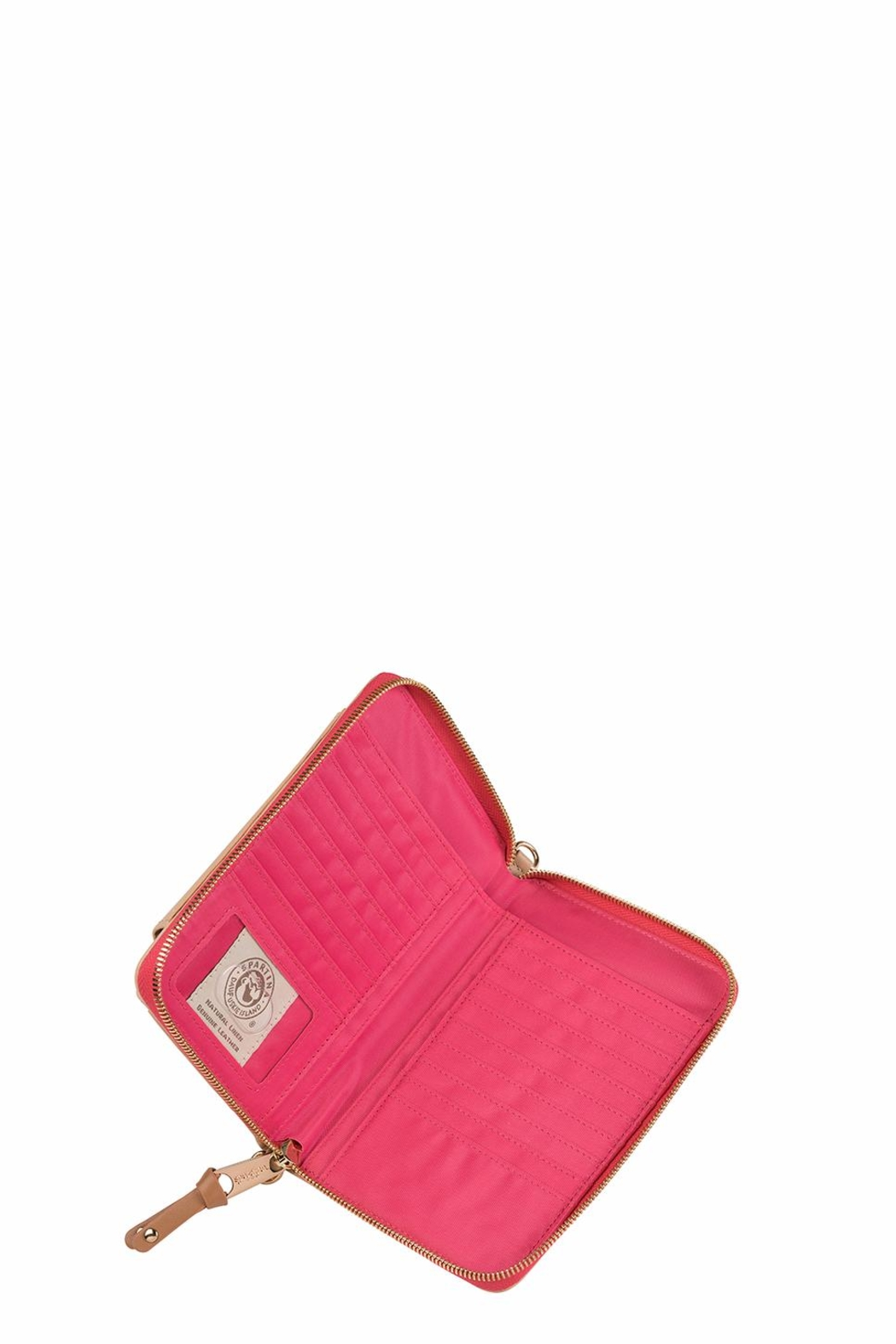 Spartina 449 Salt Meadow Wallet - Front Full Image
