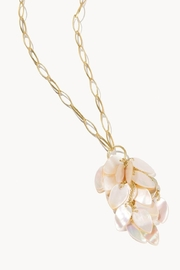 Spartina 449 Scale Shimmer Necklace - Product Mini Image