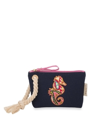 Spartina 449 Seahorse Rope Wristlet - Front cropped