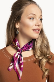 Spartina 449 Silk Square Scarf - Product Mini Image