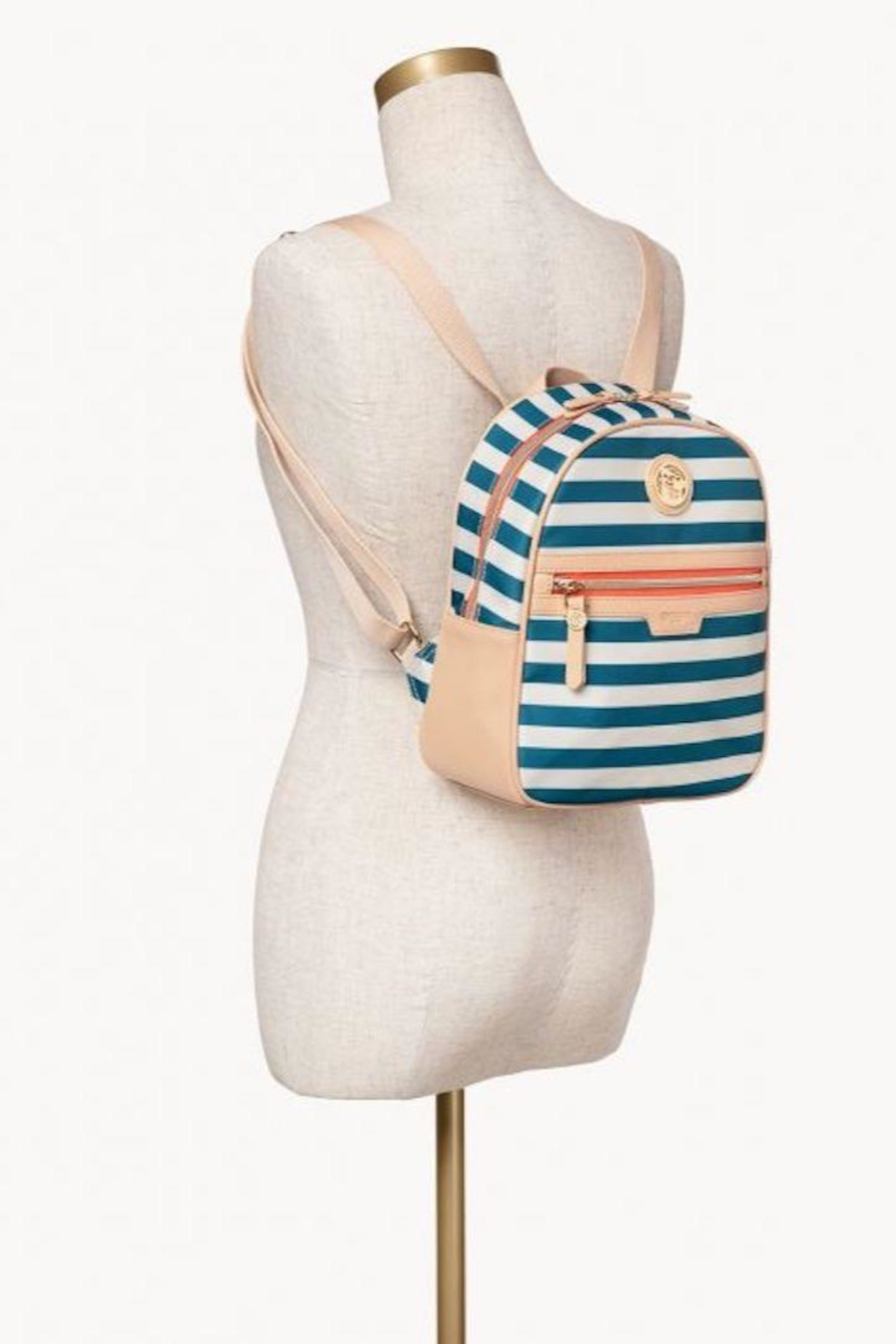 Spartina 449 Small Backpack - Back Cropped Image
