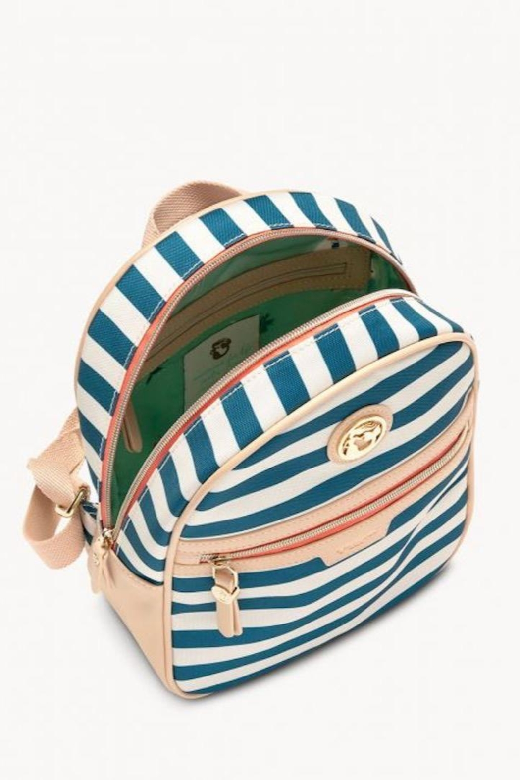 Spartina 449 Small Backpack - Front Full Image