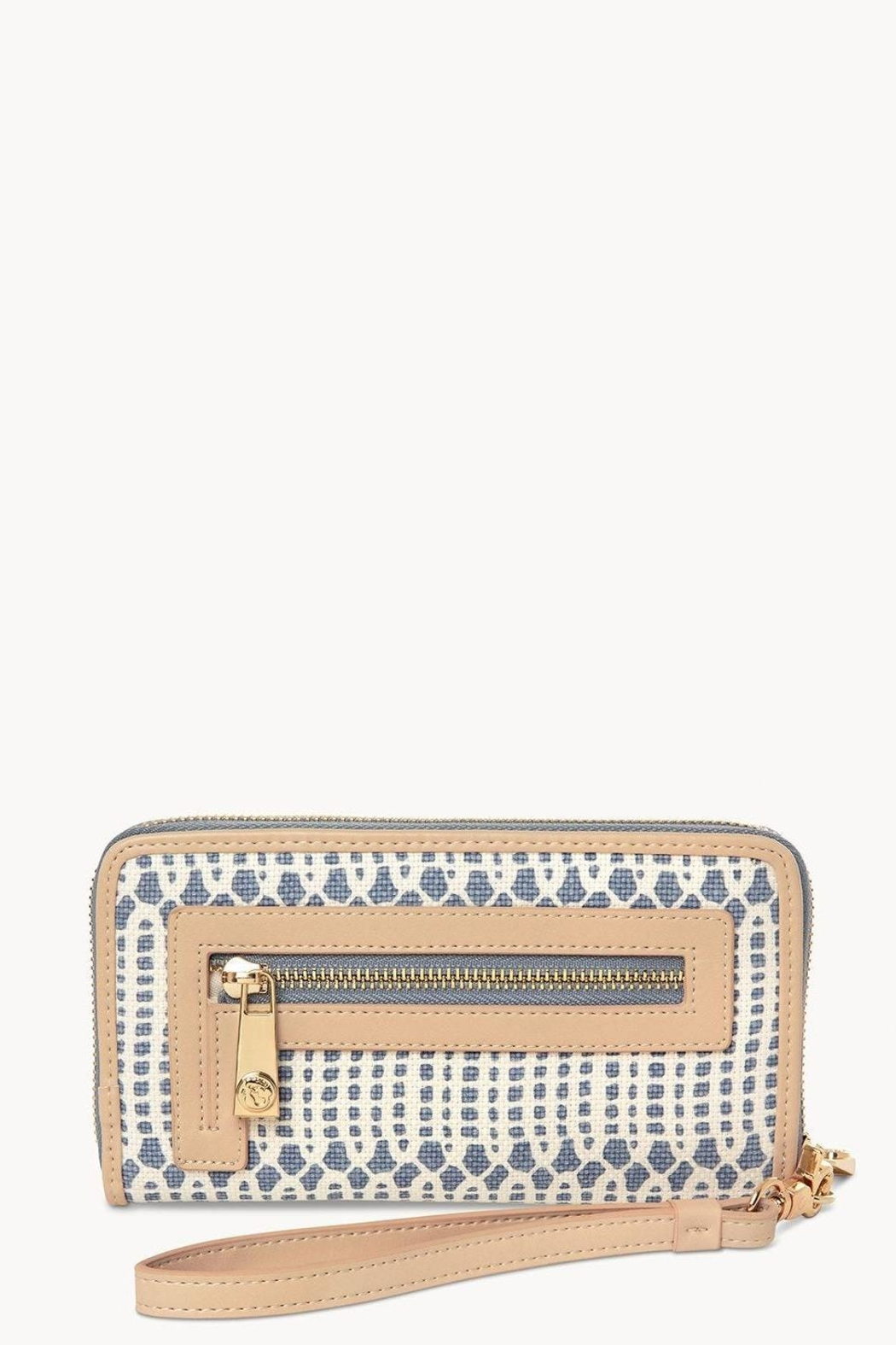 Spartina 449 Songbird 449 Wallet - Side Cropped Image