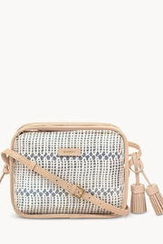 Spartina 449 Songbird Clear Crossbody - Front cropped