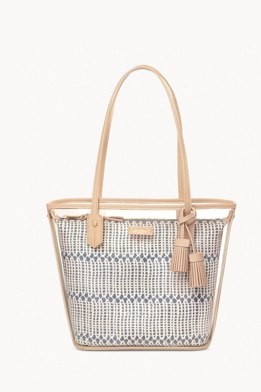 Spartina 449 Songbird Clear Tote - Main Image
