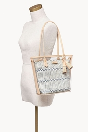 Spartina 449 Songbird Clear Tote - Back cropped