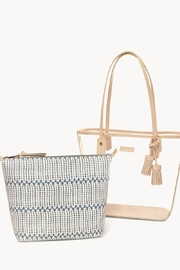 Spartina 449 Songbird Clear Tote - Side cropped