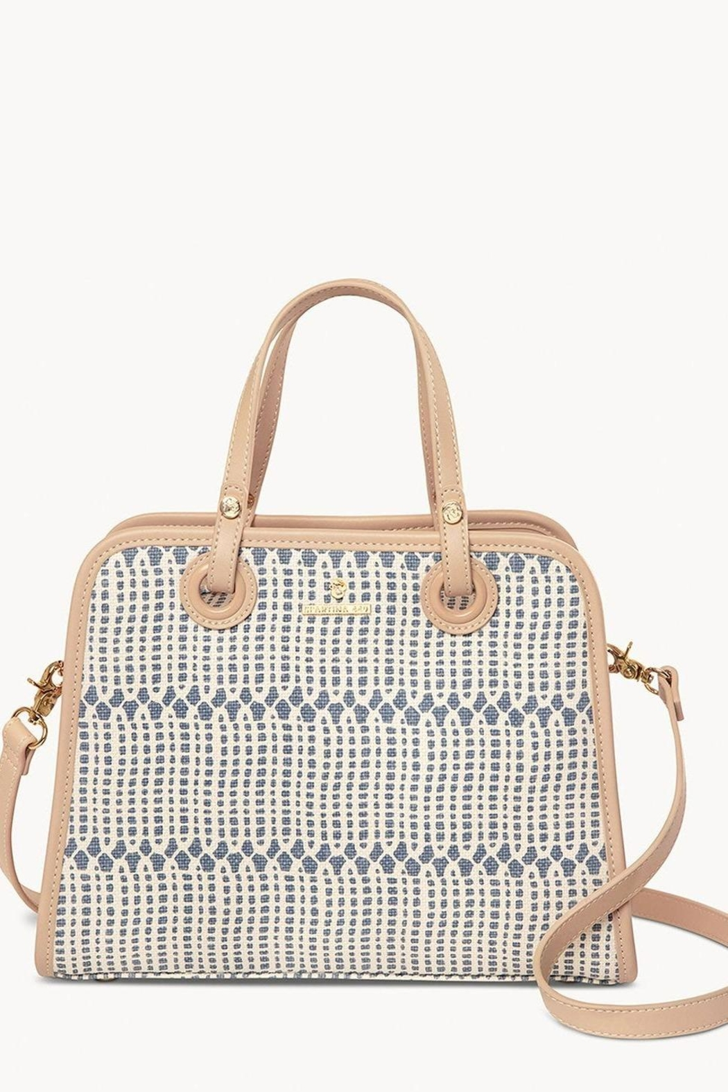 Spartina 449 Songbird Julia Satchel - Front Cropped Image