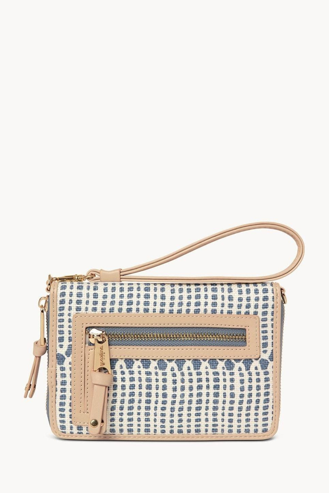Spartina 449 Songbird Phone Wallet - Side Cropped Image