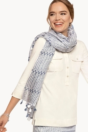 Spartina 449 Songbird Scarf - Front full body