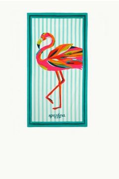 Shoptiques Product: Spartina 449 Flamingo Beach Towel