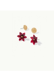 Spartina 449 Flower Berry Stud Set - Product Mini Image