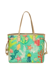 Spartina 449 Golden Mermaid Tote - Product Mini Image