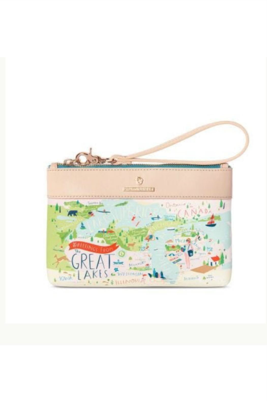 Spartina 449 Great Lakes Wristlet - Main Image