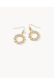 Spartina 449 Wreath Earrings - Product Mini Image