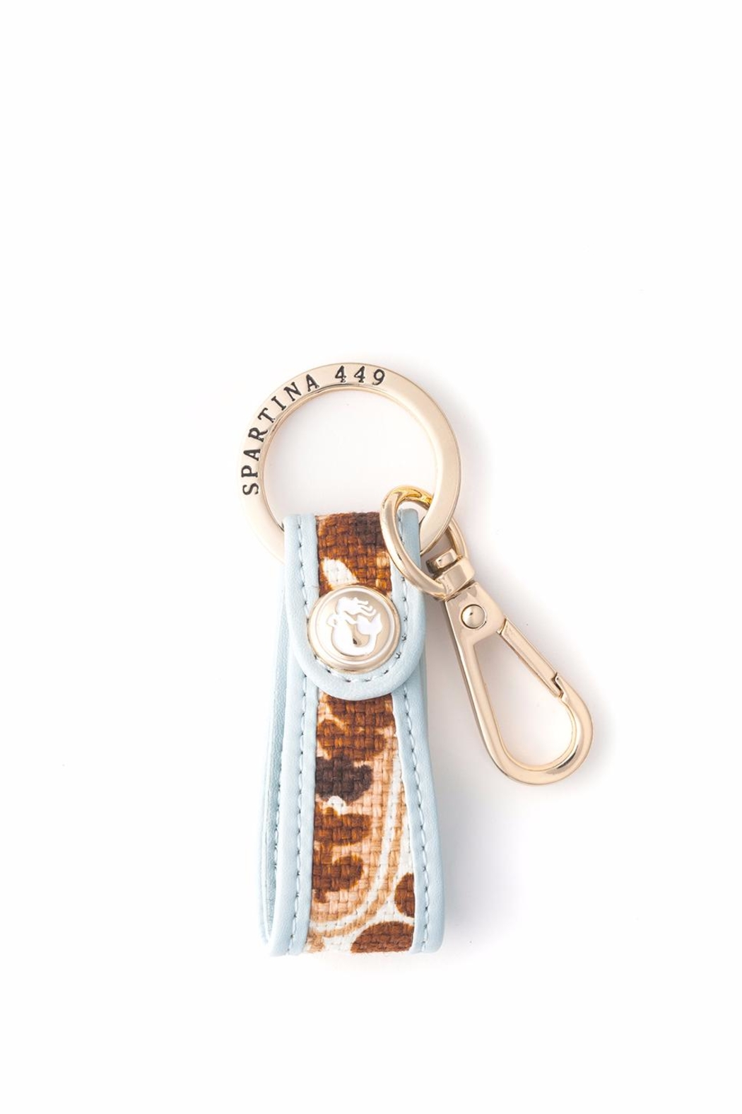 Spartina 449 St. Simons Keychain - Front Cropped Image
