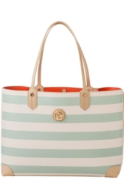 Spartina 449 Striped Tote Bag - Front cropped