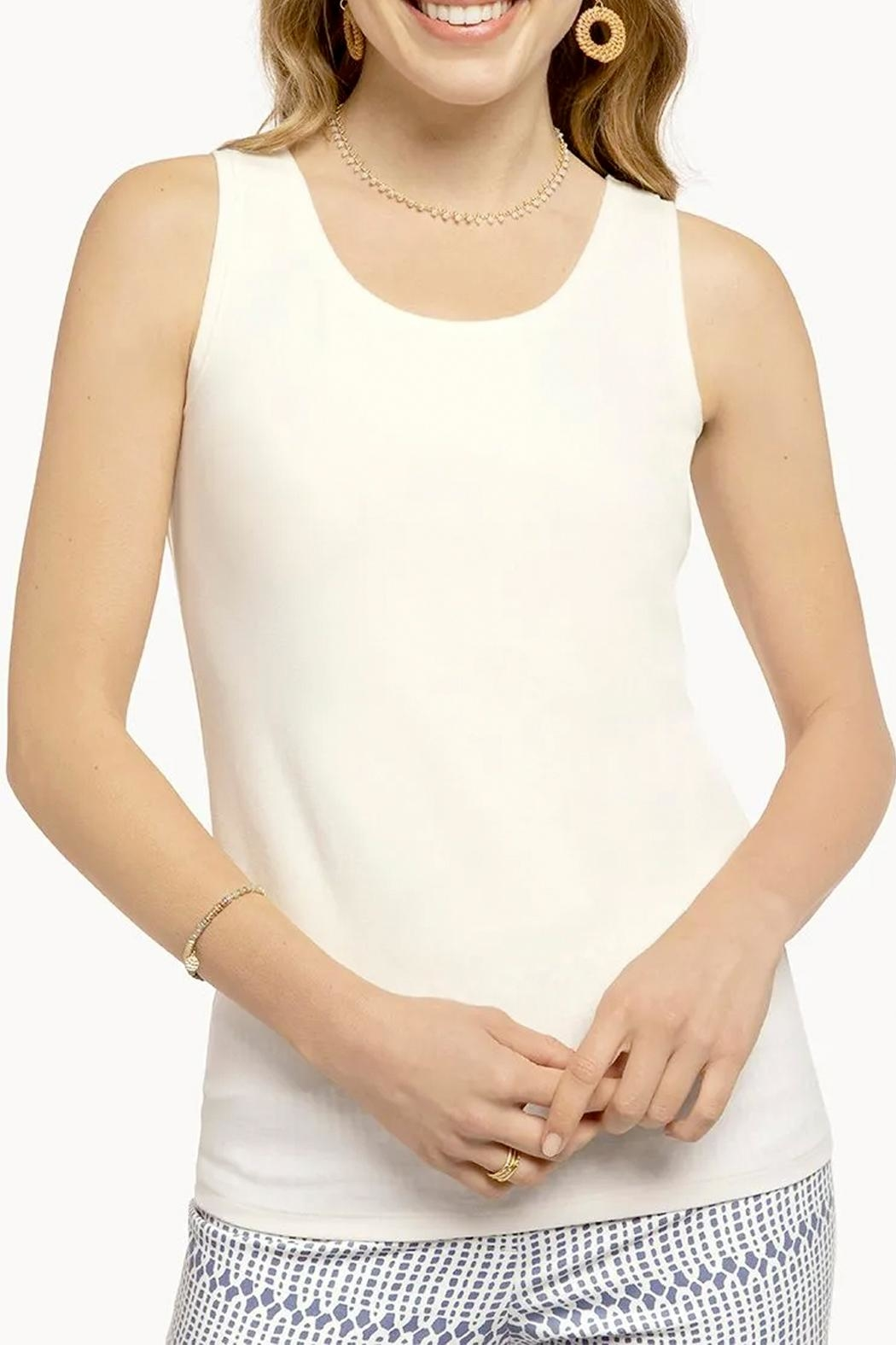 Spartina 449 Summer Tank - Front Cropped Image