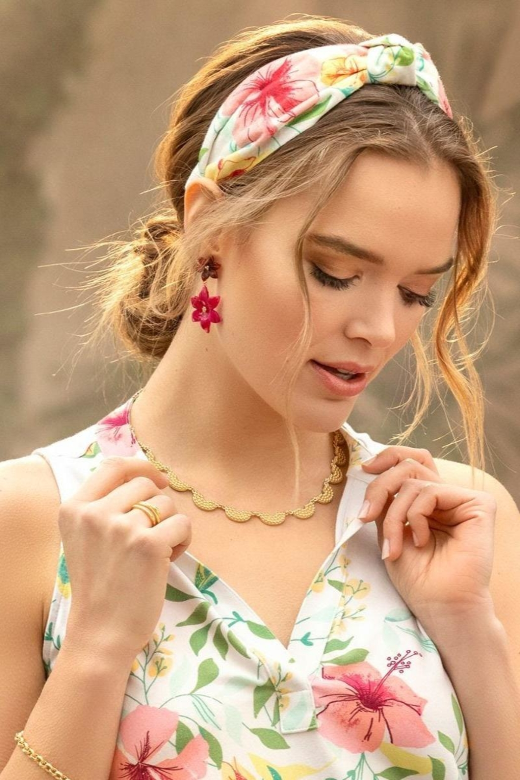 Spartina 449 Sweet & Sour Necklace - Side Cropped Image