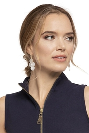 Spartina 449 Sweetspire Chandelier Earrings - Back cropped