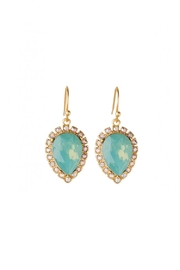 Spartina 449 Teardrop Drop Earrings - Product Mini Image