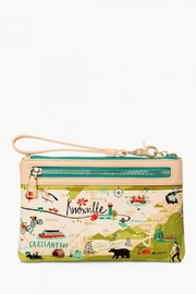 Spartina 449 Tennessee Scout Wristlet - Front full body