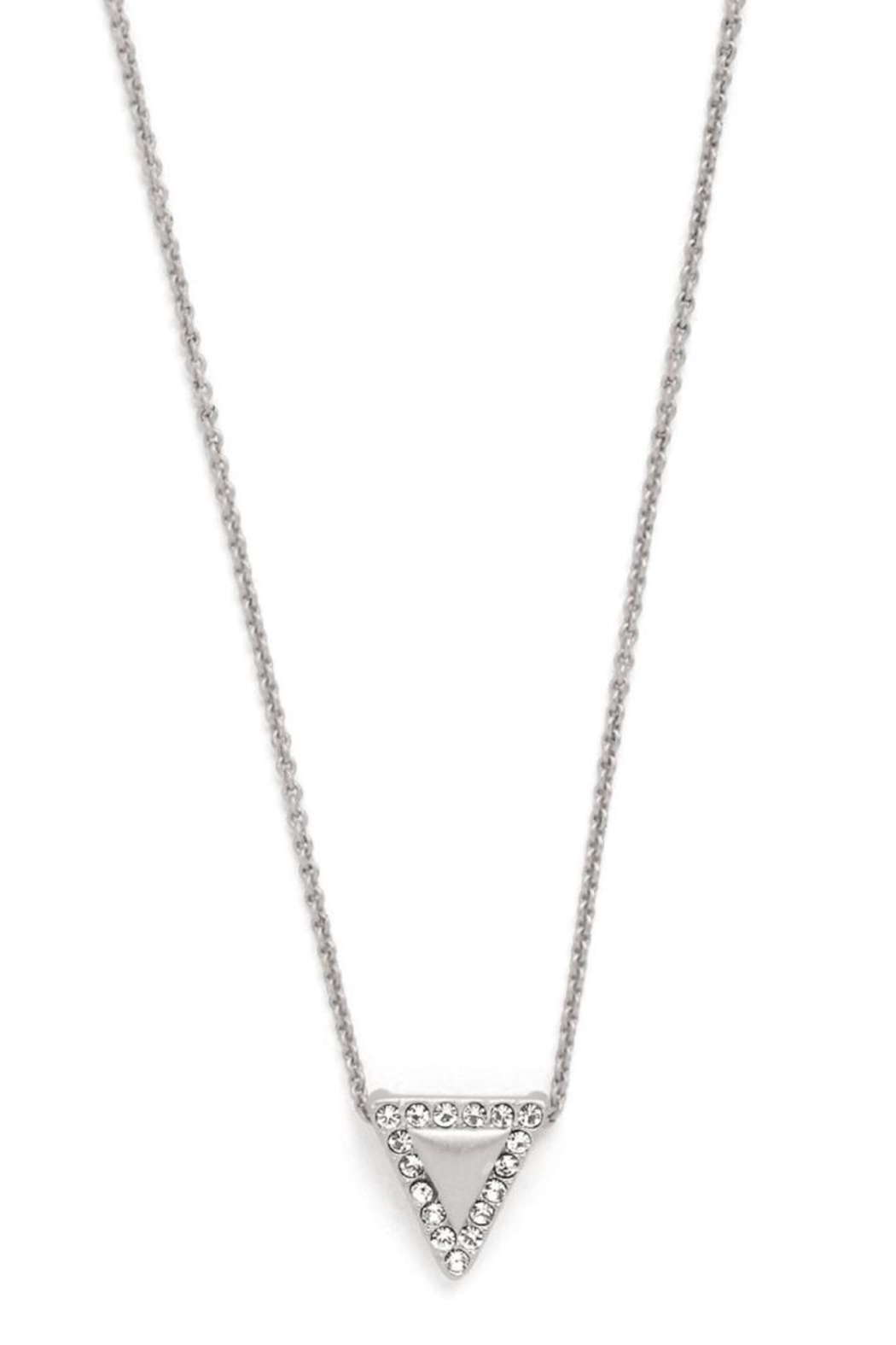 Spartina 449 Triangle Necklace - Front Full Image