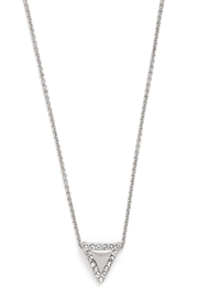 Spartina 449 Triangle Necklace - Front full body