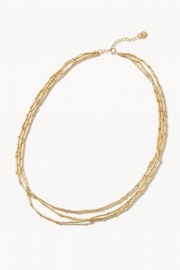 Spartina 449 Triple Bitty Necklace - Product Mini Image