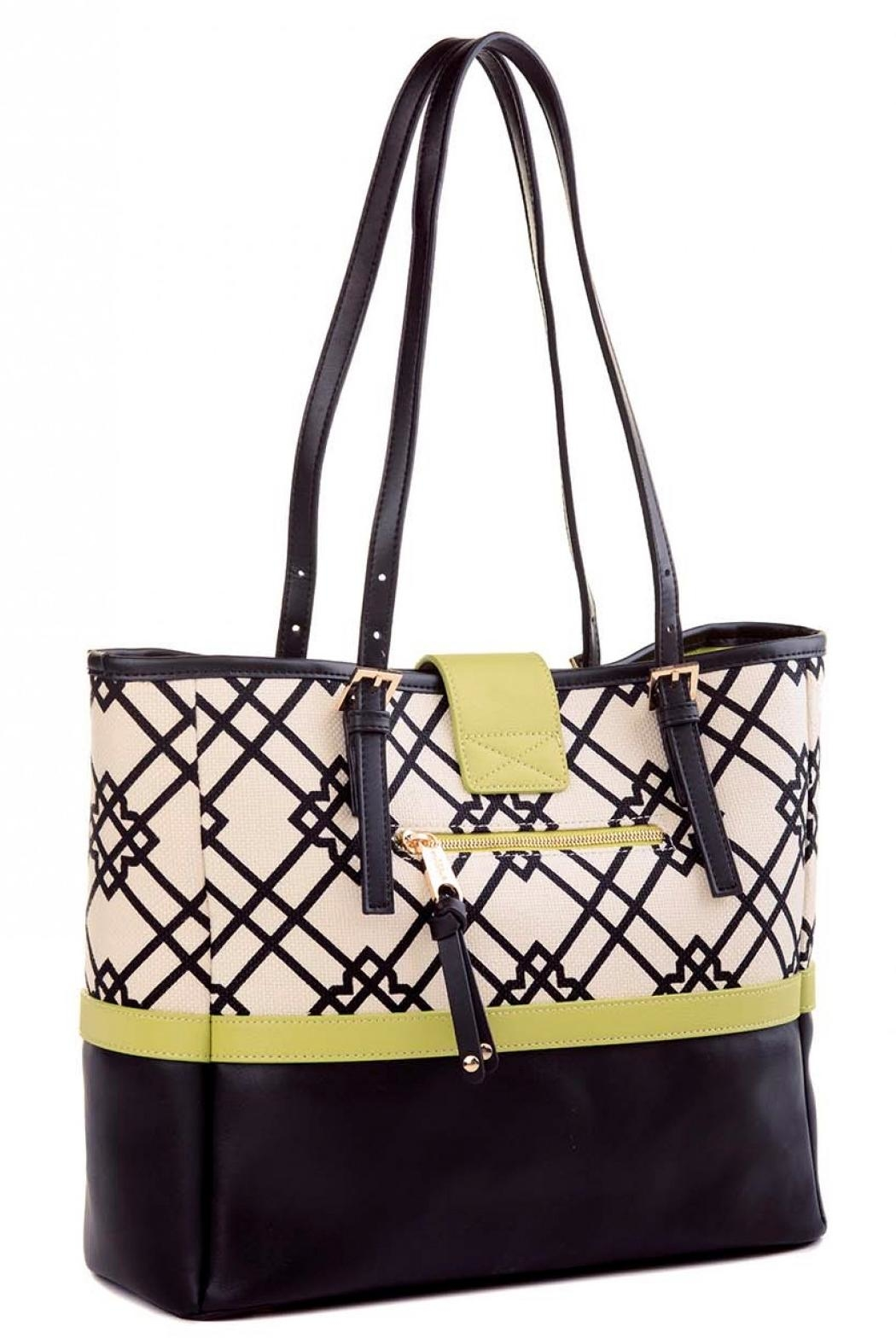 Spartina 449 Turn-Key Classic Tote - Front Full Image