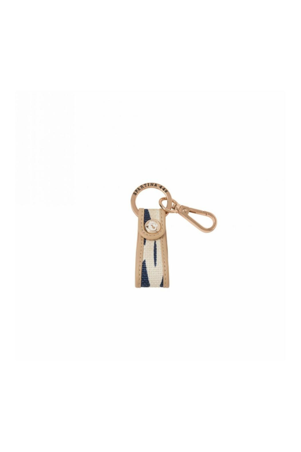 Spartina 449 Tybrisa Keychain - Front Cropped Image
