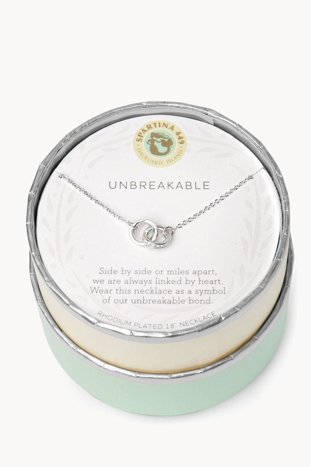 Spartina 449 Unbreakable Necklace - Front Full Image