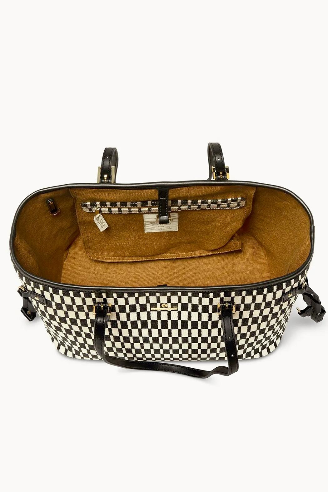 Spartina 449 West Bluff Tote - Side Cropped Image