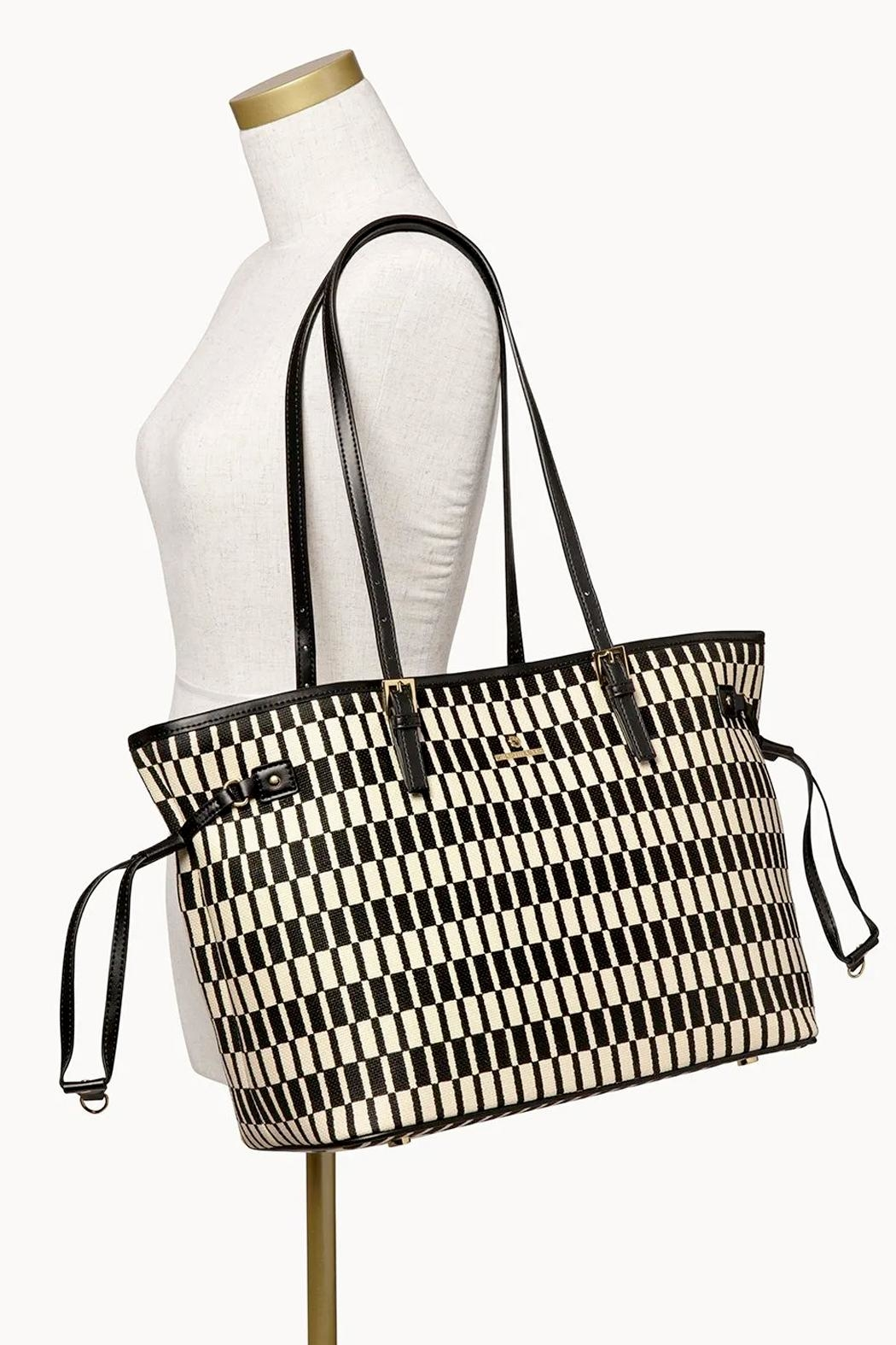Spartina 449 West Bluff Tote - Back Cropped Image