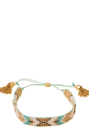 Spartina 449 Woven Beaded Bracelet - Product Mini Image