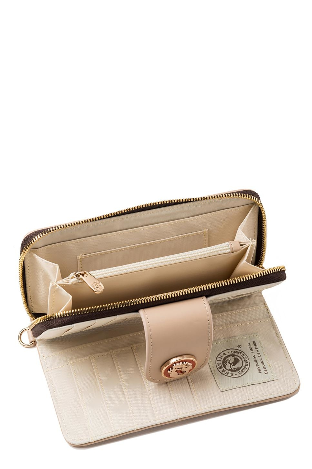 Spartina 449 Wymberly Club Wallet - Front Full Image