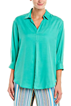 INSIGHT NYC Spearmint Blouse - Product List Image
