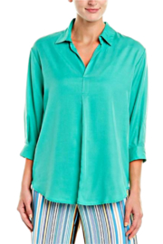INSIGHT NYC Spearmint Blouse - Product Mini Image