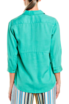 INSIGHT NYC Spearmint Blouse - Alternate List Image