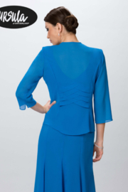 URSULA Special Occasion Dress with Jacket - Product Mini Image