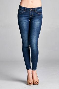 Special A Basic Ankle Jeans - Product List Image