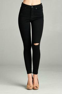 Special A Black High Waist Skinny - Product List Image