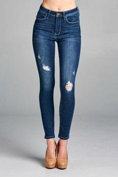Special A Distressed High Waisted Skinny - Product List Image
