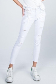 Special A Frayed Denim Skinny - Product Mini Image