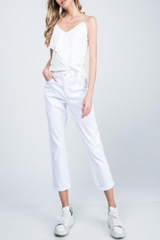 Special A High-Rise Boyfriend Jeans - Front full body