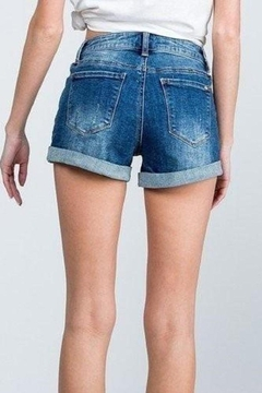 Special A Lily Mid-Rise Shorts - Alternate List Image